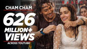 Cham Cham Song Lyrics – Baaghi Movie