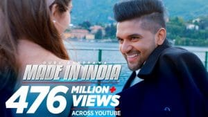 Made In India (Official Music Video) – Guru Randhawa