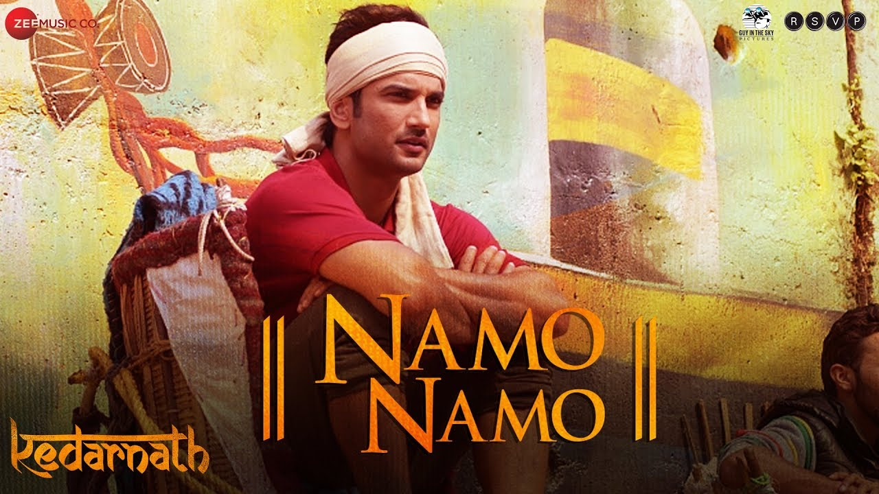Namo Namo Video Song – Kedarnath Movie