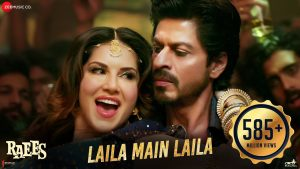 Laila Main Laila Song Lyrics – Raees Movie