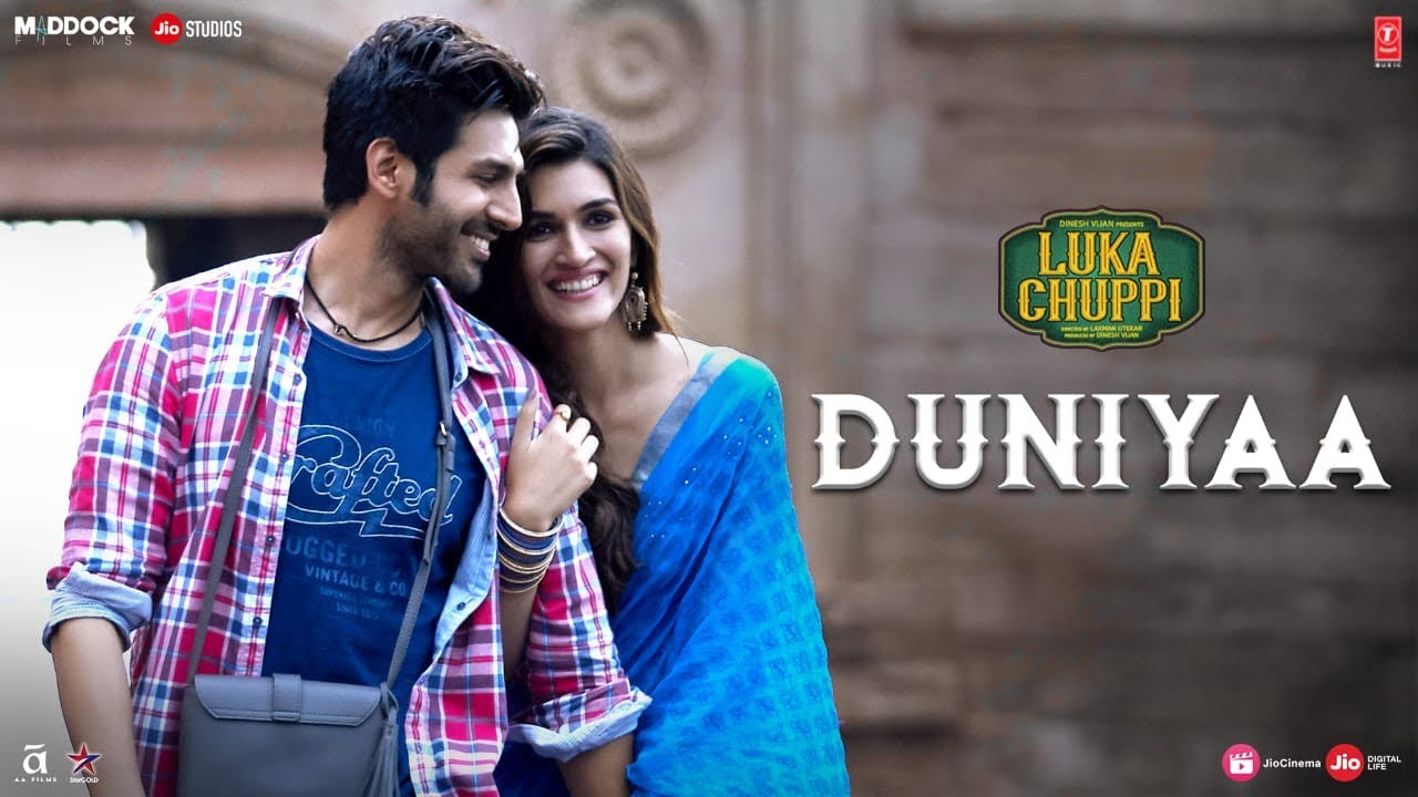 Duniyaa Video Song – Luka Chuppi Movie