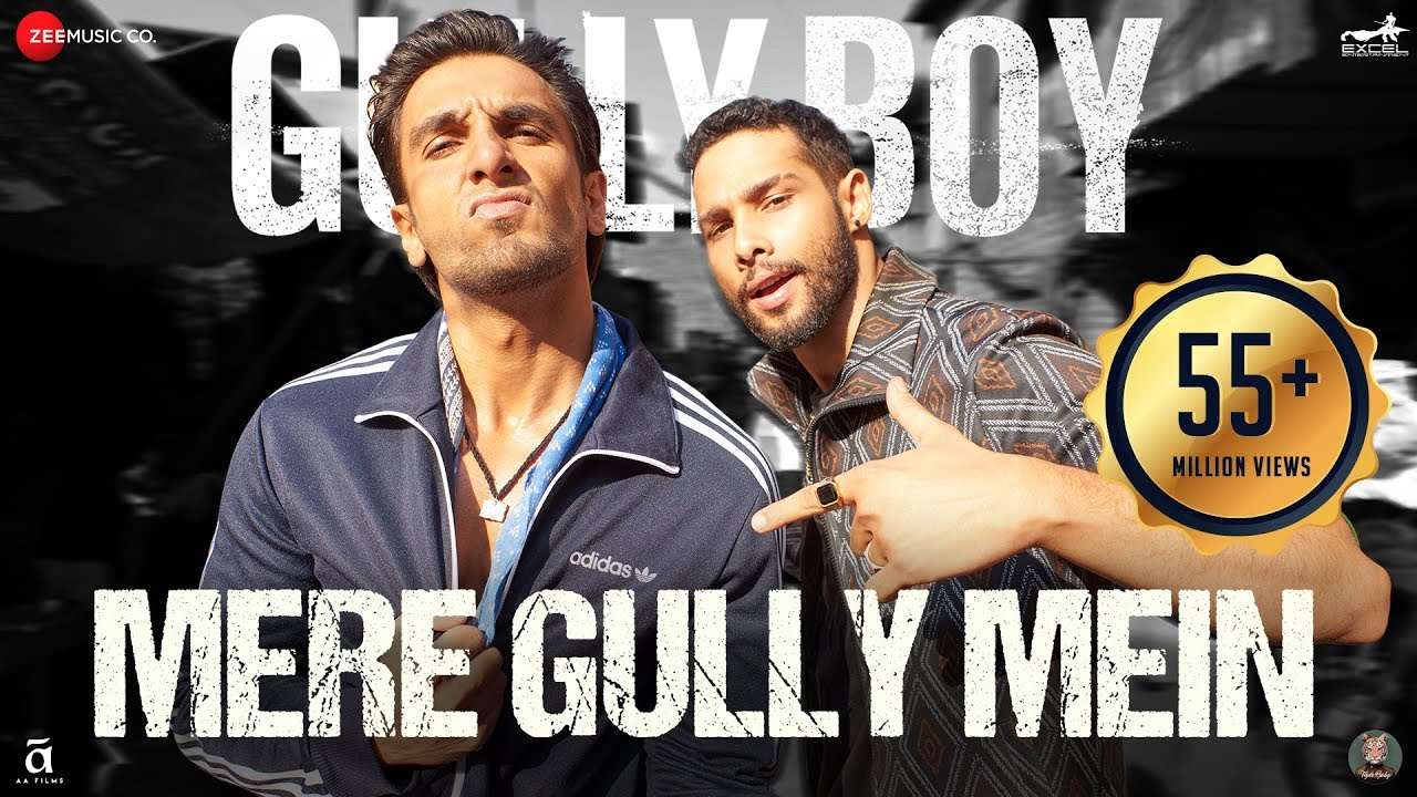 Mere Gully Mein Video Song – Gully Boy Movie