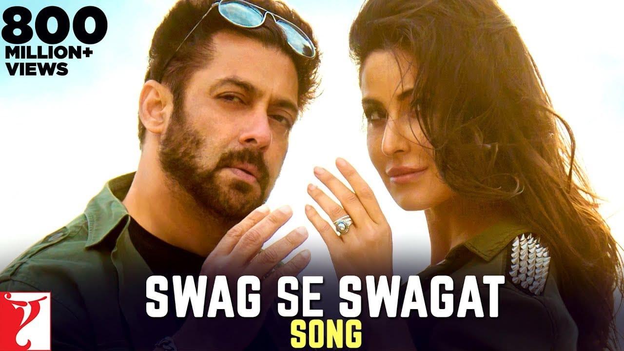 Swag Se Swagat Song – Tiger Zinda Hai Salman Khan, Katrina Kaif