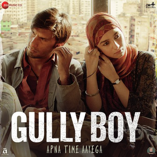 Jahaan Tu Chala Song Lyrics – Gully Boy Movie