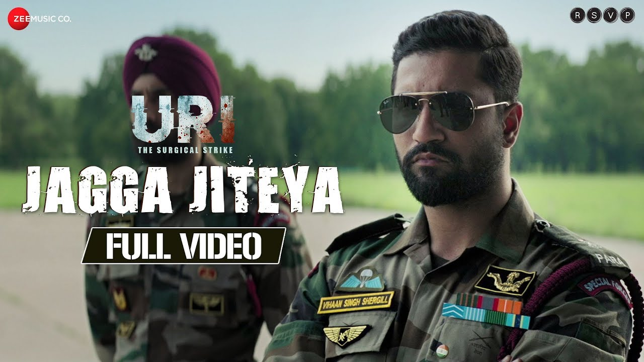 Jagga Jiteya Video Song – URI Movie