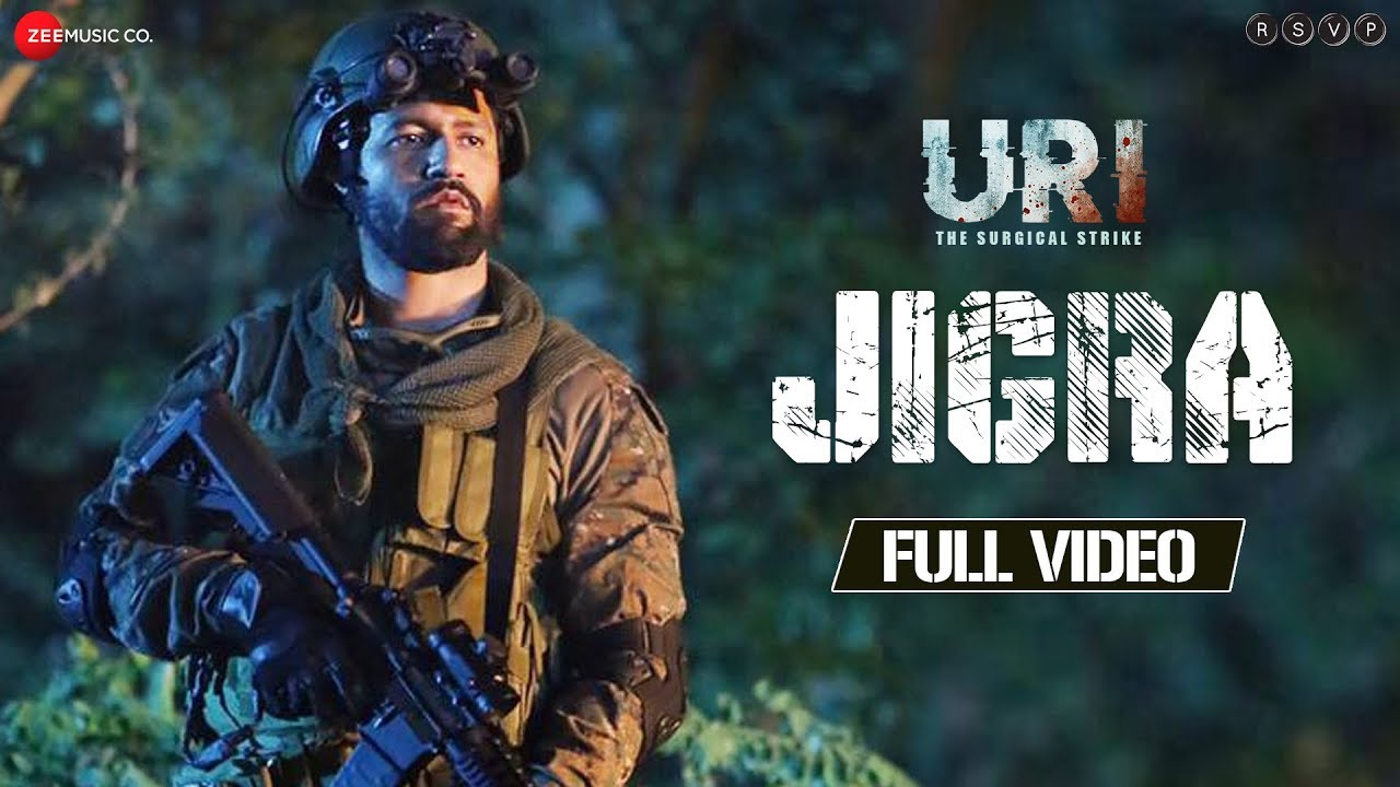 Jigra Video Song – URI Movie