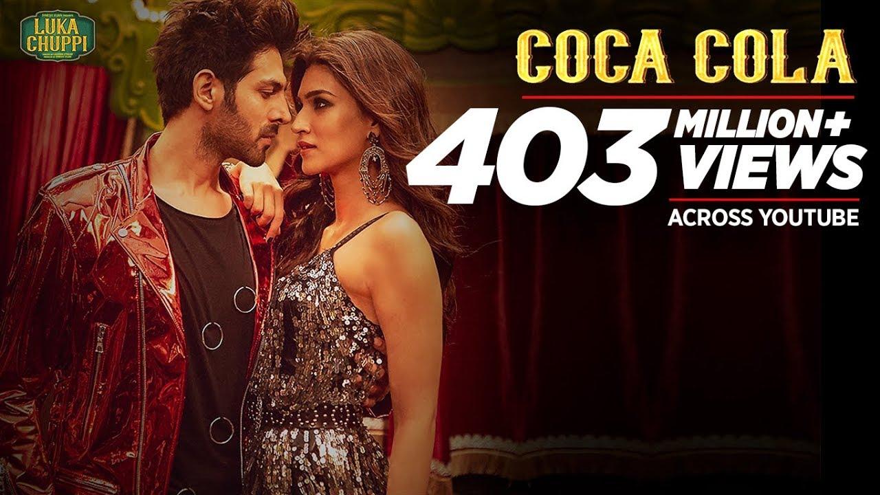 Coca Cola Video Song – Luka Chuppi Movie