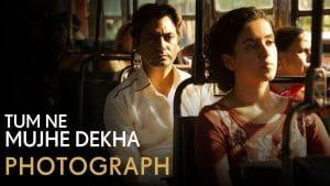 Tum Ne Mujhe Dekha Video Song – Photograph Movie