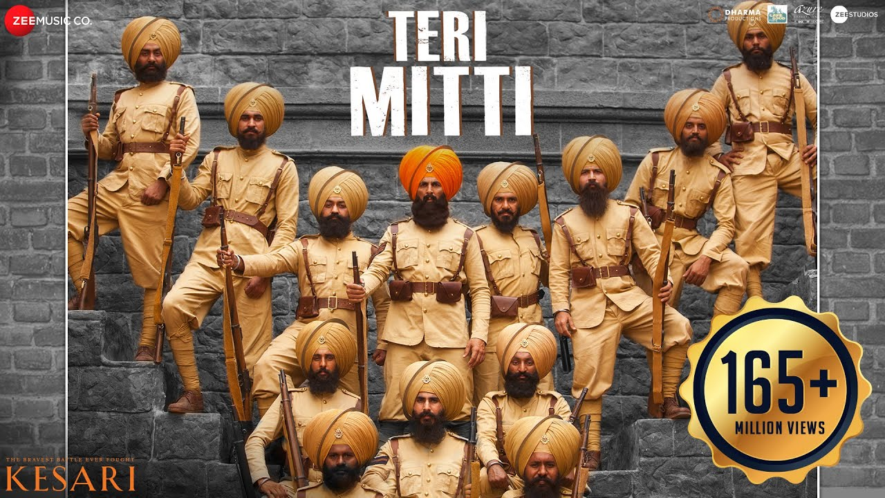 Teri Mitti Video Song – Kesari Movie