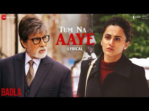 Tum Na Aaye Lyrical Video Song – Badla Movie