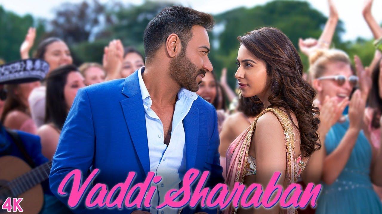 Vaddi Sharaban Video Song – De De Pyaar De Movie