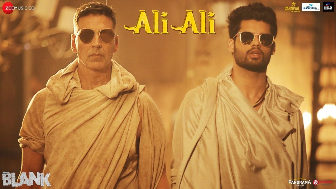 Ali Ali Hindi Songs – Blank Movie