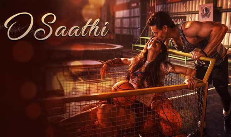 O Saathi Hindi Songs – Baaghi 2 Movie