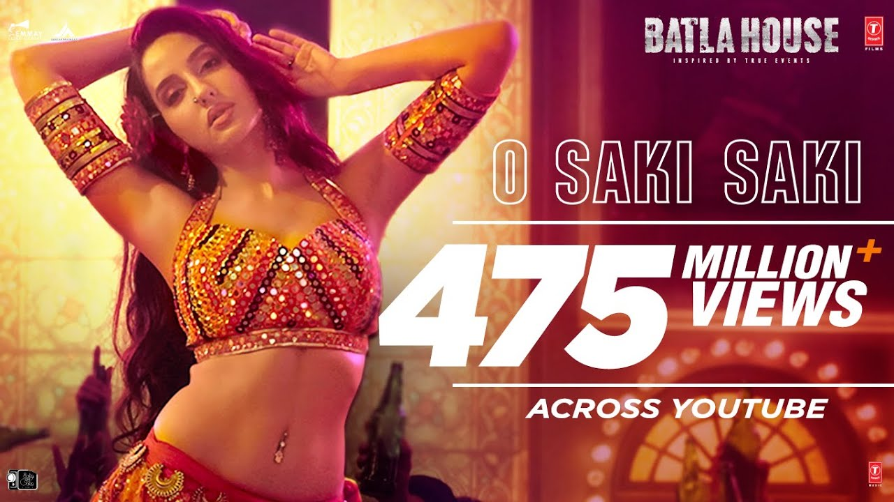O Saki Saki Video Song & Lyrics – Movie Batla House