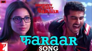 Farrar Song Lyrics – Sandeep Aur Pinky Faraar Movie
