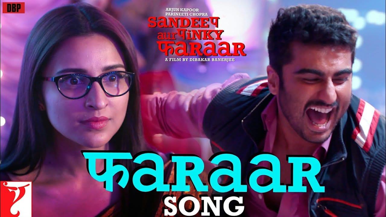Farrar Song Lyrics – Sandeep Aur Pinky Faraar Movie