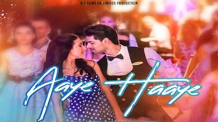 Aaye Haaye Song Lyrics – Time to Dance Movie