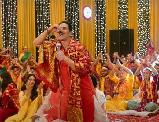 Maata Ka Jagrata Song lyrics – Laxmii Movie
